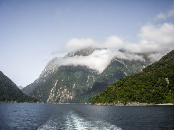 Take a trip to Milford Sounds