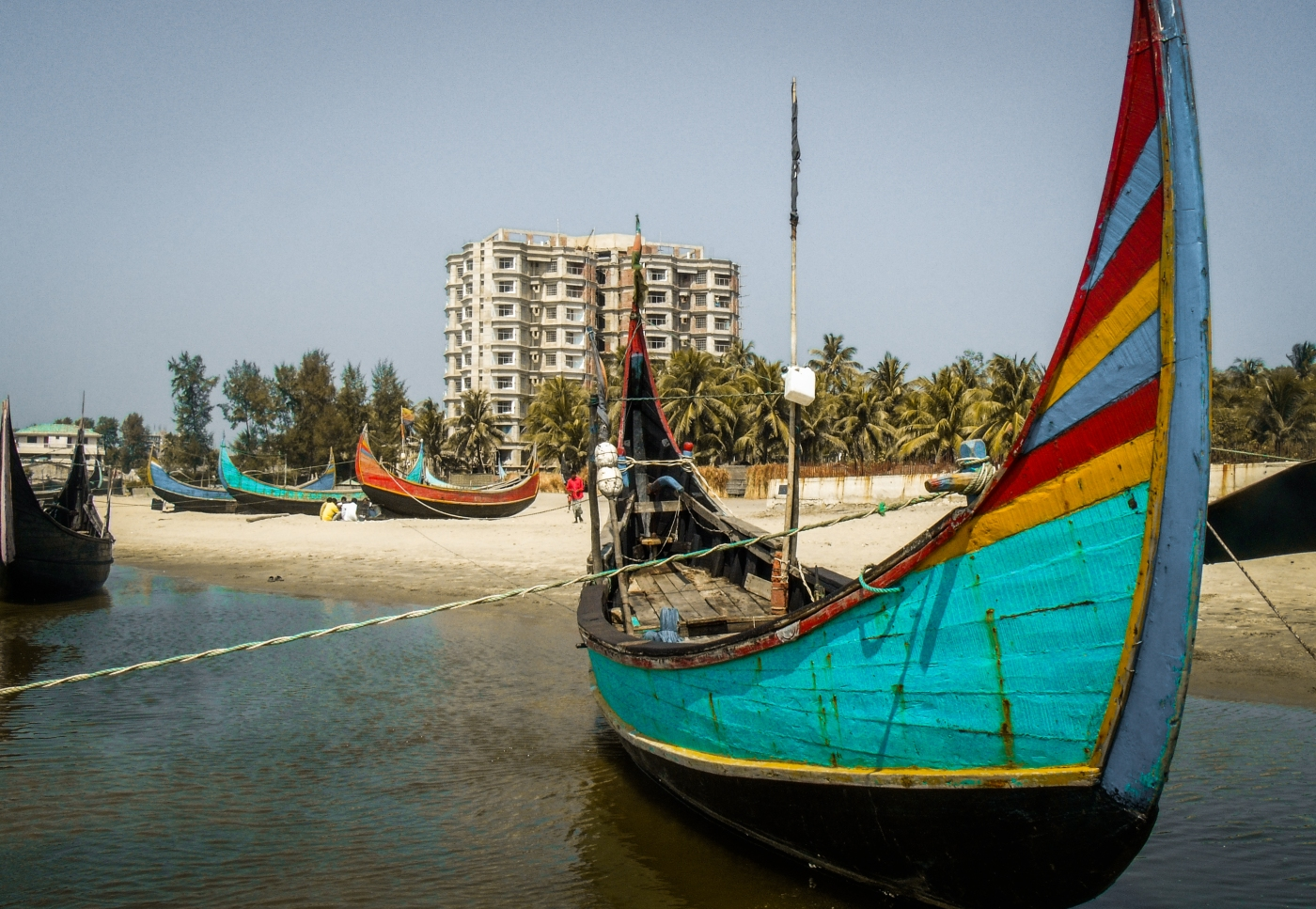 Southeast Bangladesh: Cox's Bazar and Inani Beach