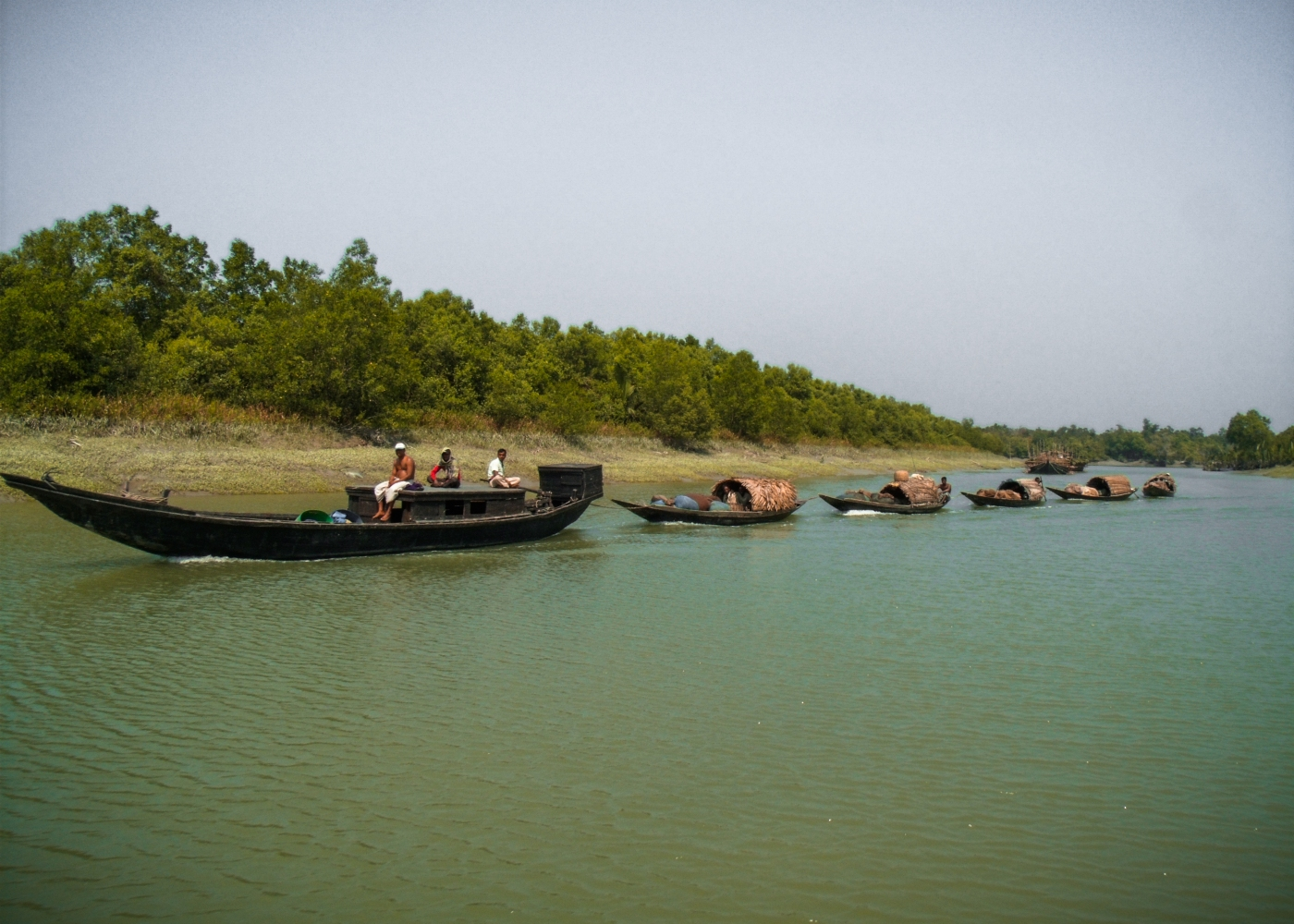 Southwest Bangladesh: Bagarhat, Mongla, and the Sundarbans
