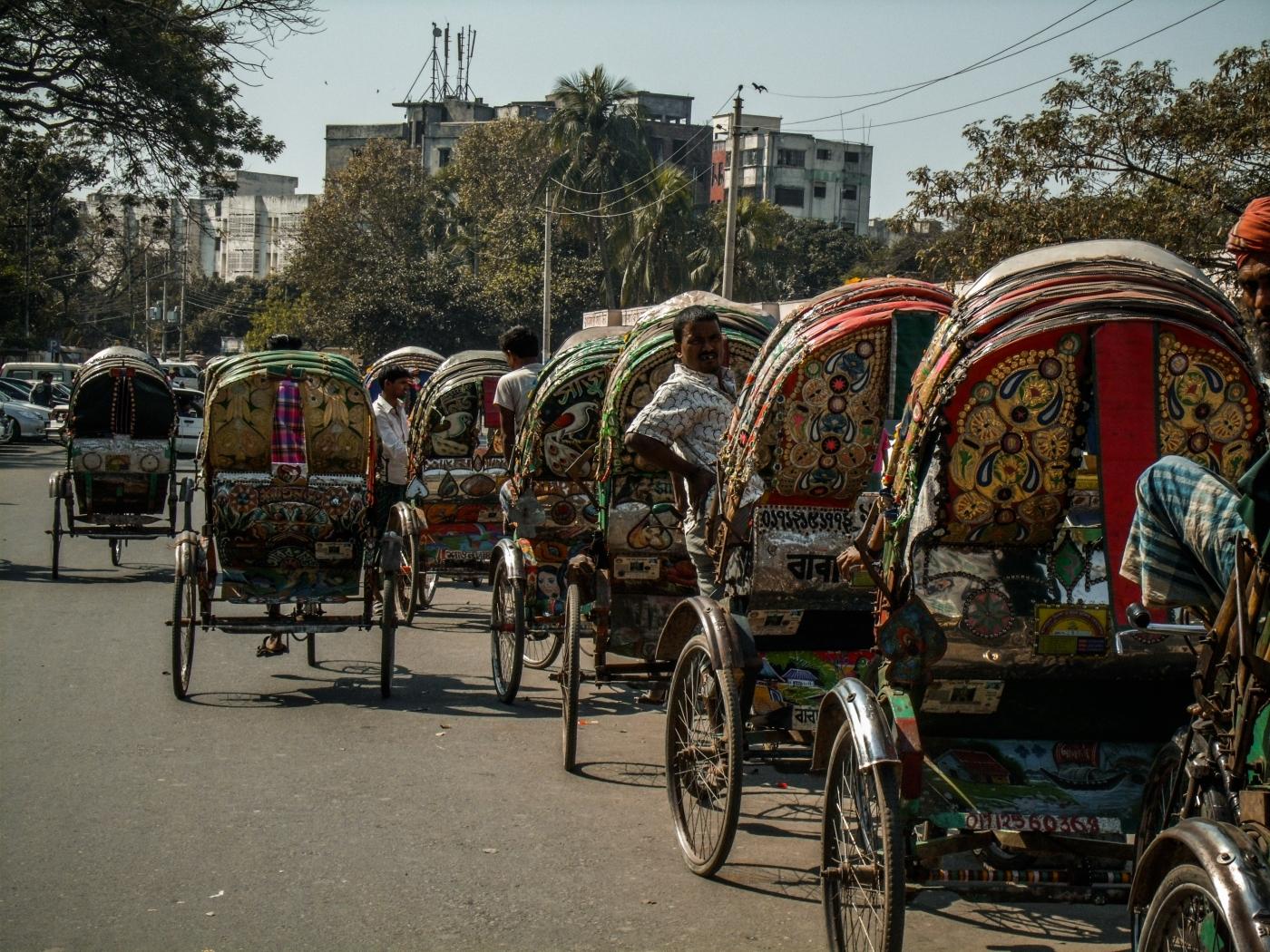 Welcome to Dhaka Bangladesh
