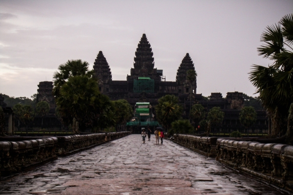 The magic of Angkor