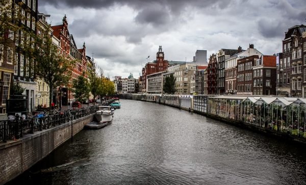 Amsterdam: more than a red-light district
