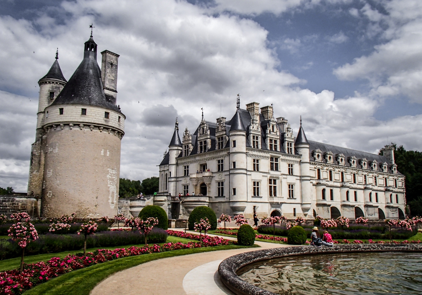 Fairytale castles in the Loire Valley