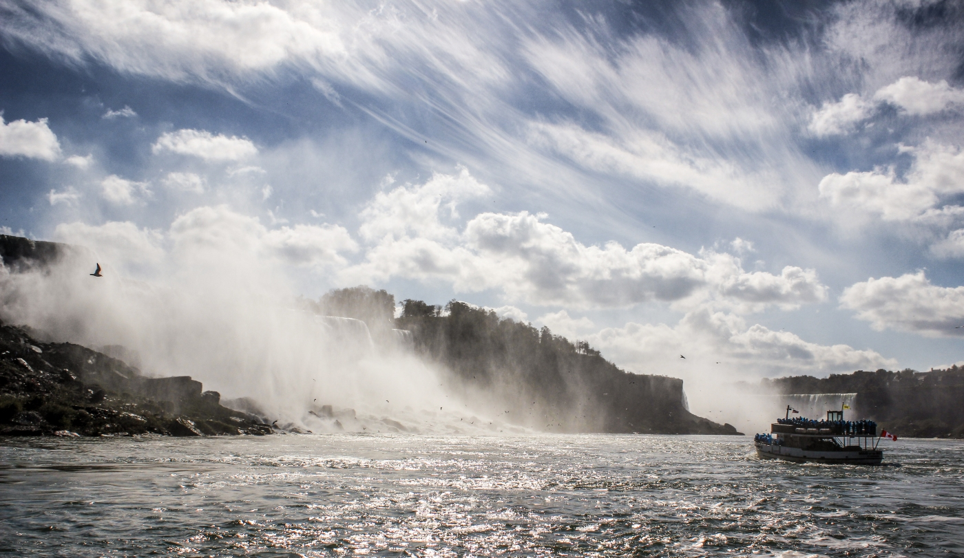 Exploring Toronto and Niagara Falls