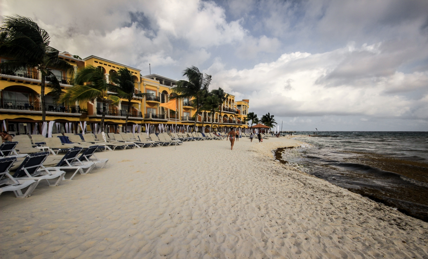 Relaxing in Playa Del Carmen and Isla Cozumel