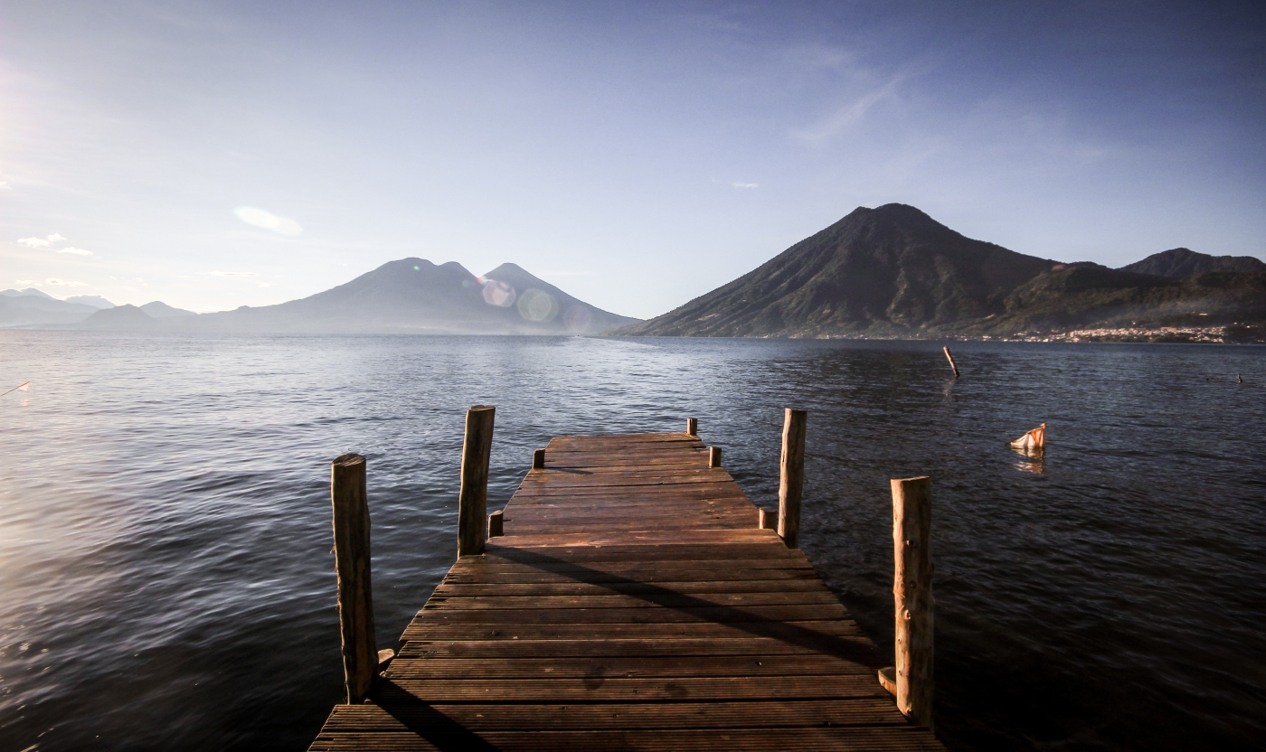 The towns of Lake Atitlan and the Chichi Market