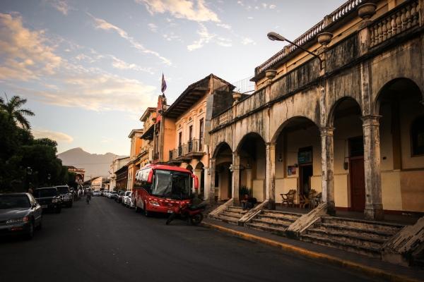 A chilled city break in Granada