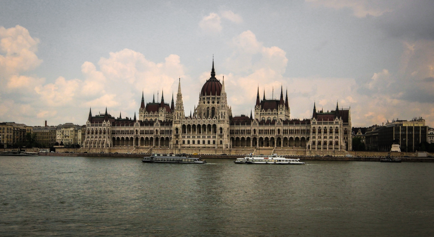 Baths and bars in Budapest