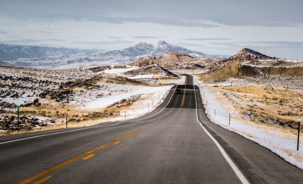 Exploring the Wild (white) West in Cody, Wyoming