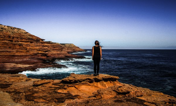 A Western Australia Road Trip Cliffs and gorges in Kalbarri National Park