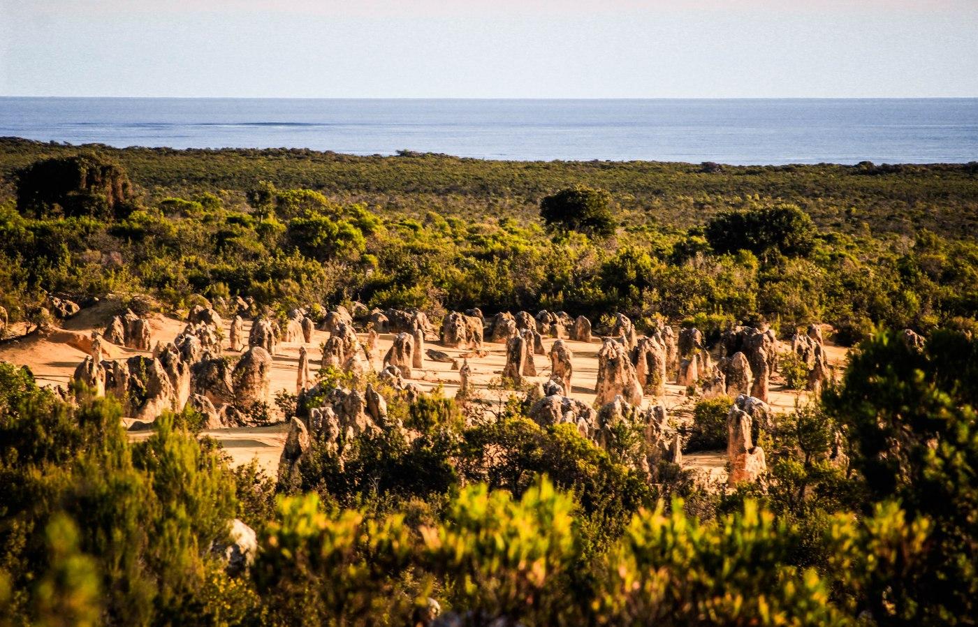 A Western Australia Road Trip Geraldton and the Pinnacles Desert