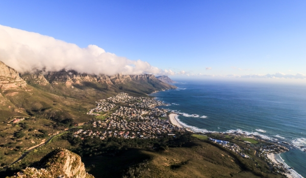 My dream road trip for the south coast of South Africa