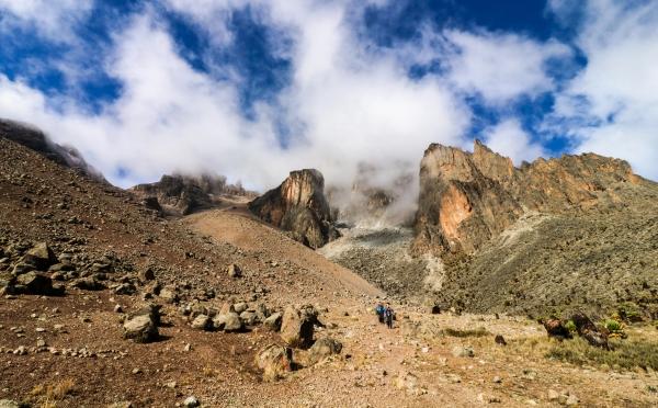 Climbing Mount Kenya The Chogoria Shiptons Route