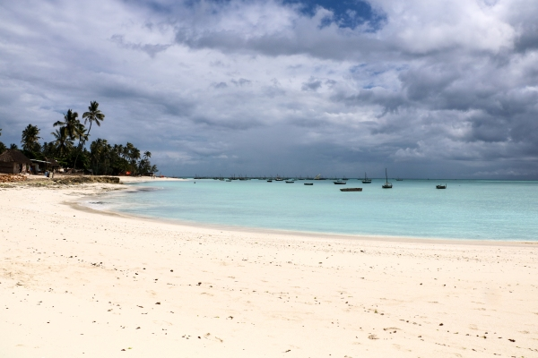 Paradise on a budget in Zanzibar