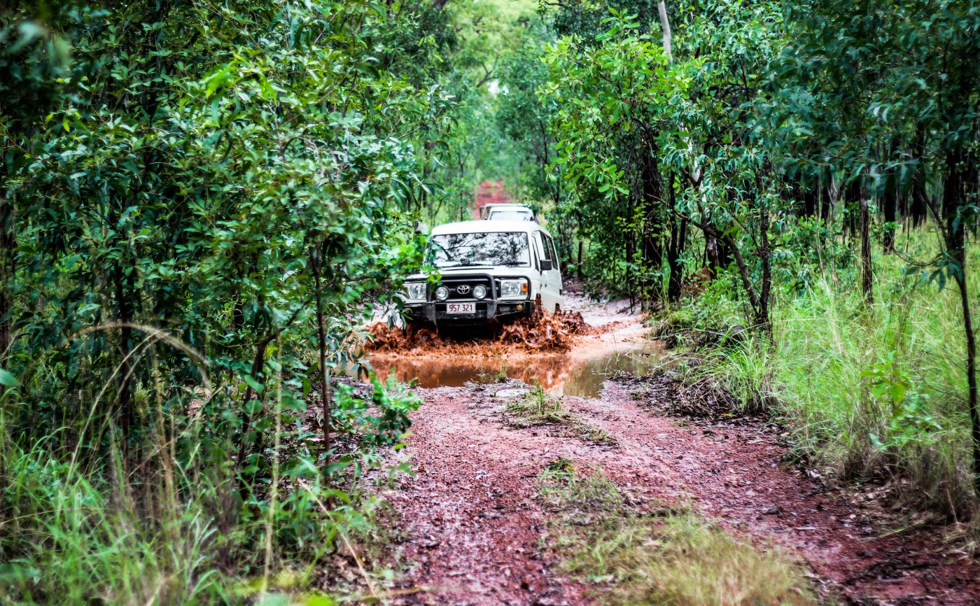 Dirt Road Exploring The Outback On Your Own Partnered Post