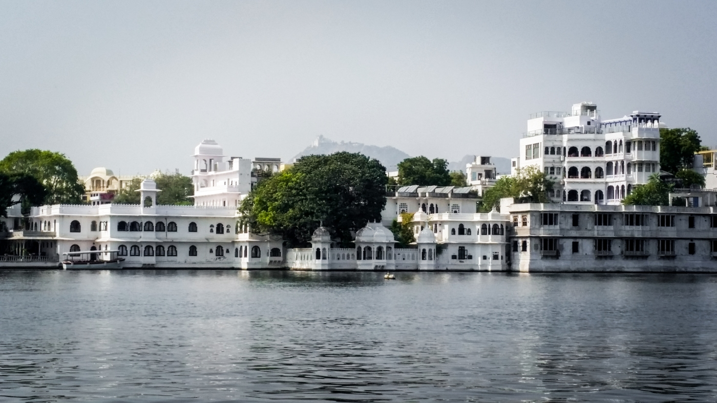 Exploring India Three weeks in Rajasthan