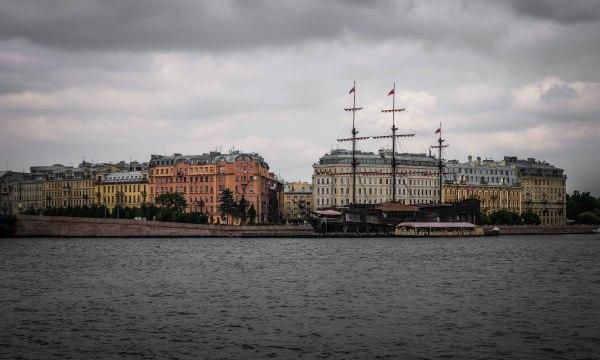 A walking tour of St Petersburg