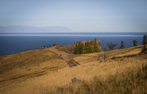 Exploring Lake Baikal's Olkhon Island