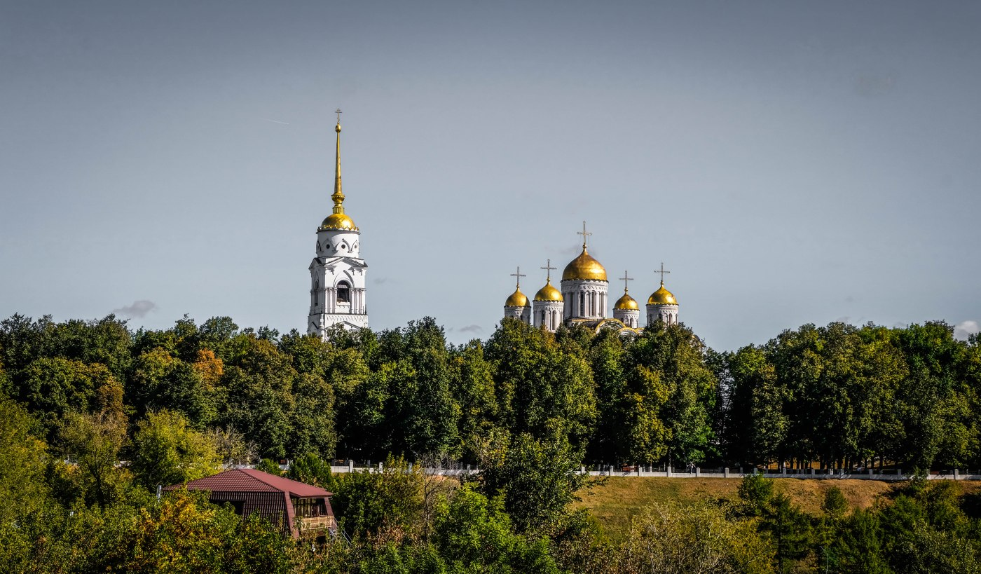 Exploring Russia's Golden Ring