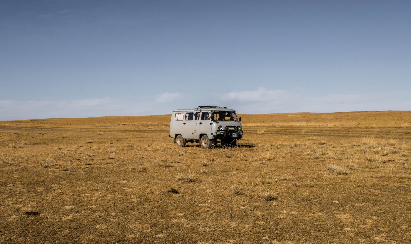 How to survive a Mongolian road trip