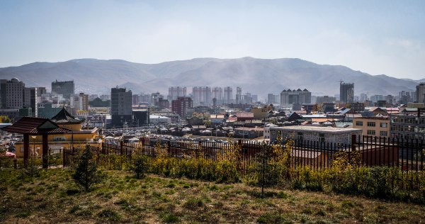 Six uneventful days in Ulaanbaatar