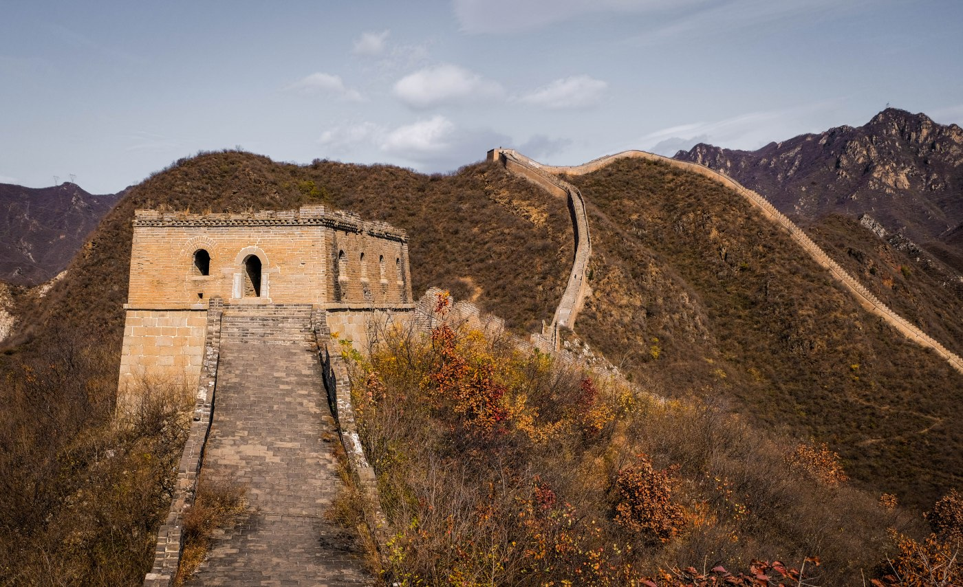 How to see the Great Wall of China without the crowds