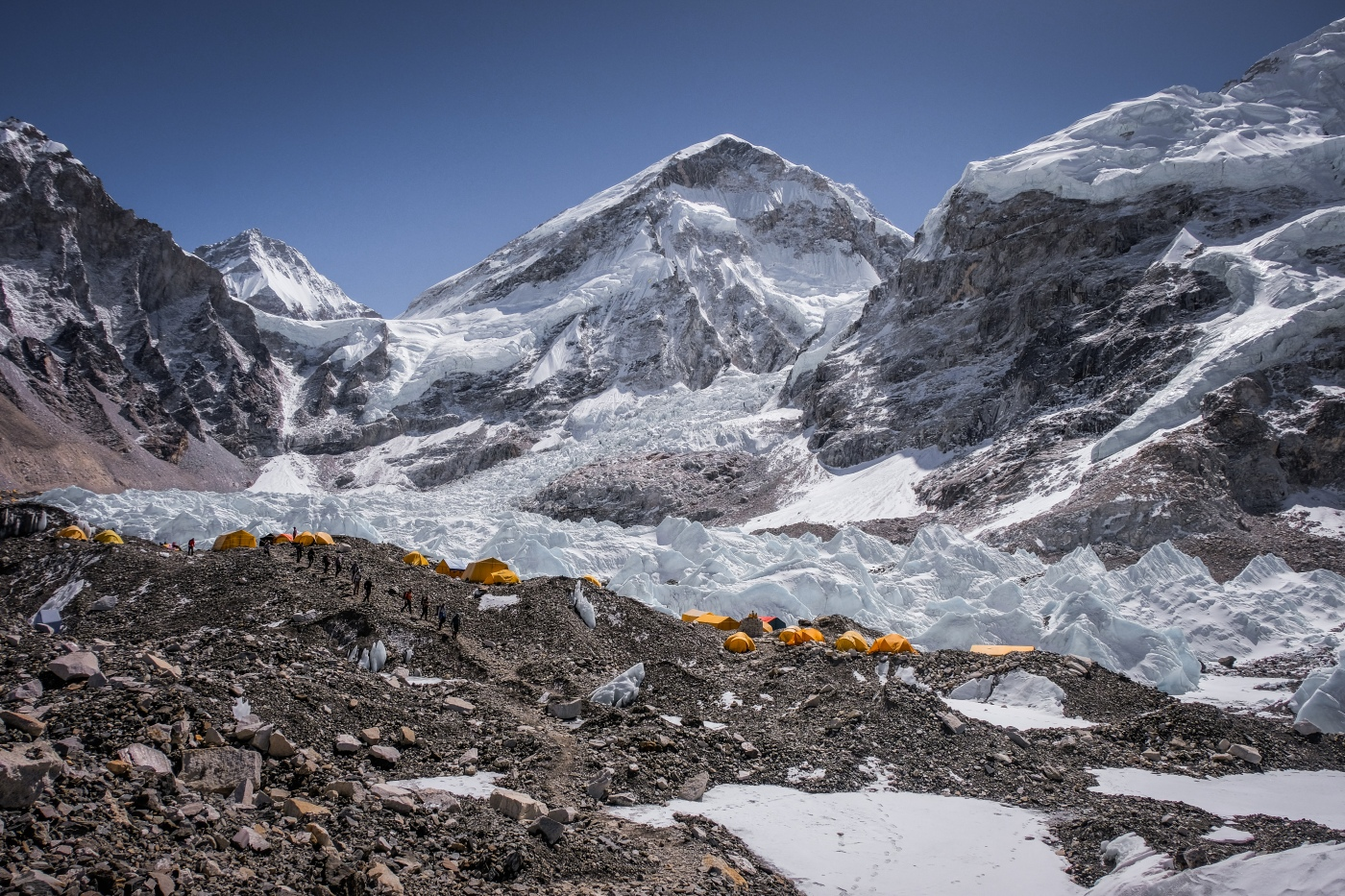 Hiking the Himalayas the Everest Base Camp and Gokyo Lakes route planner