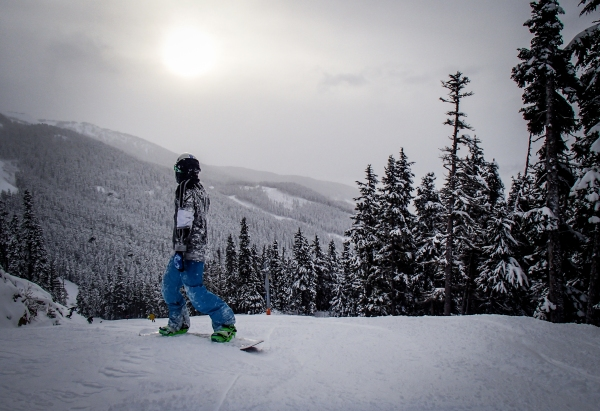 The most beautiful places to go snowboarding in Canada Partnered Post