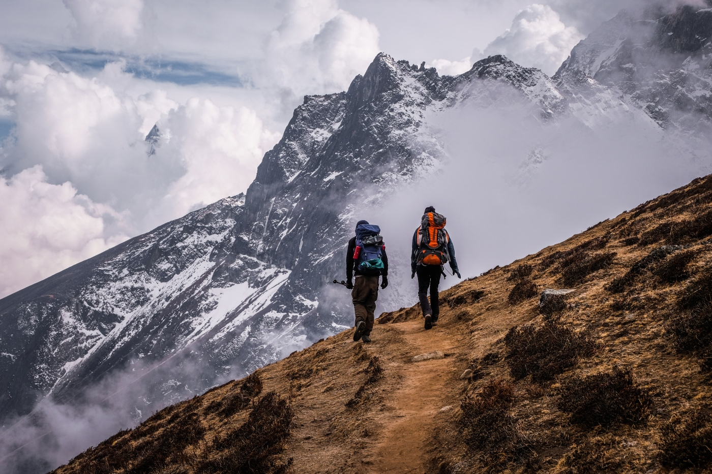 Hiking the Himalayas The Packing List