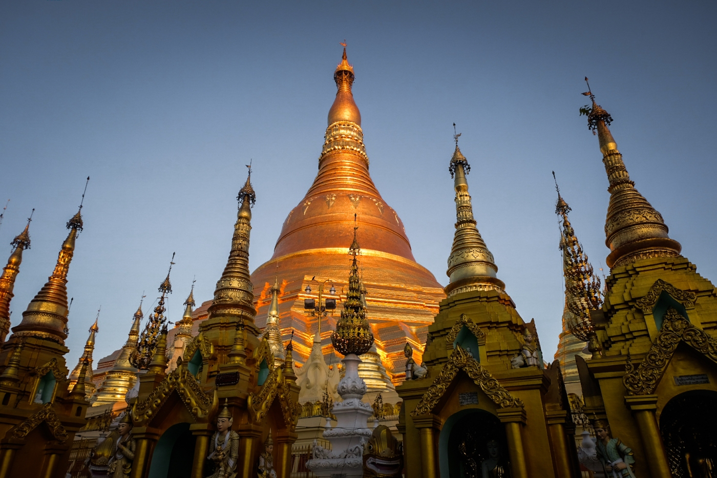 The backpacker's guide to Yangon
